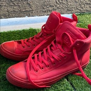 Converse all star high top unisex shoes